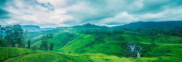 المناطق السياحية في سريلانكا